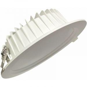 Arev - Spot Encastrable Plafond BBC 6W 470 lumens | Température de Couleur: Blanc neutre 4000K