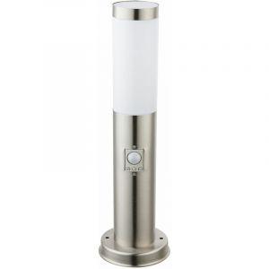 Lampadaire LED de luxe avec capteur de mouvement pour votre jardin - GLOBO