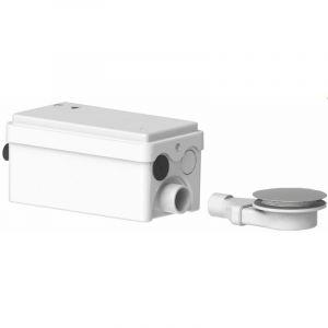 Pompe + Bonde de douche extra-plate SANIDOUCHE FLAT - SFA