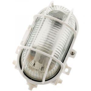 Hublot ovale d'extérieur 5W IP44 avec ampoule LED - Elexity