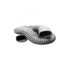 6m Gaine PVC Souple Renforcé Rectangulaire 100/40 -80 - ECONONAME - GPRR100/40L6 Conduit en PVC souple renforcé, rectangulaire, pour réseau aéraulique de VMC. Longueur 6m, diamètre 100 x 40 mm