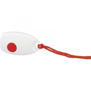 Emetteur pour Sonnette sans fil Heidemann 70370 100 m blanc, rouge