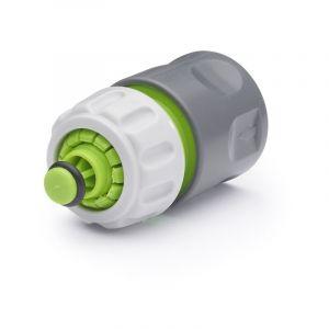 AROZ Raccord automatique plastique aquastop ø12-ø15mm