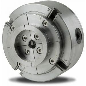 Eberth - Mandrin à quatre mors de précision de 125 mm à centrage automatique Mandrin de tour