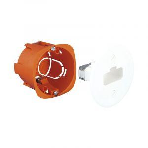 Boite d'Applique DCL - Diamètre 54mm - 53030 - Eurohm