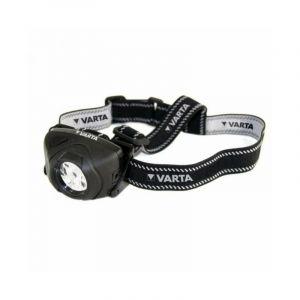Lampe frontale LED Varta X5 à pile(s) 65 g 40 h noir-argent