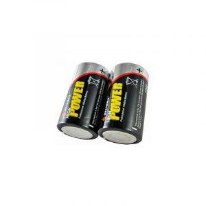 Piles (x2) LR20 - 1.5V - Super Alcaline Pro High Power Sundex - VISION-EL