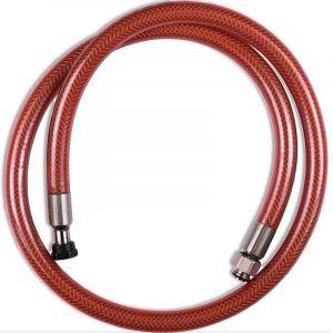 Flexible VISSINOX gaz butane propane long. 1m durée de vie illimitée (481281729753) Four, cuisinière 97543 WPRO