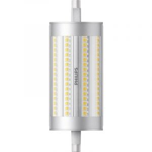 Ampoule LED EEC: A++ (A++ - E) Lighting 64669100 R7s Puissance: 17.5 W blanc 17.5 kWh/1000h - Philips