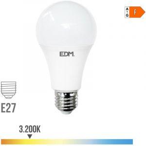 Ampoule led standard e27 24w 2700 lm 3200k lumière chaude - EDM