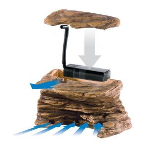EXO-TERRA Filtre turtle cliff - GM - EXO TERRA
