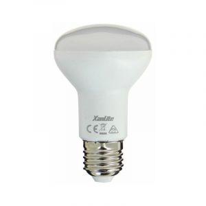 Ampoule LED R63, culot E27, 9W cons. (60W eq.), lumière blanc neutre - XANLITE