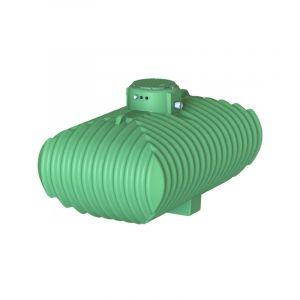 Ecobase cuve de stockage d'eau de pluie basique - 10 000 L - MULTITANKS