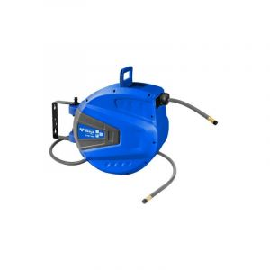 Enrouleur air et eau - tuyau 10mm - 15m - BT161100 - Brilliant Tools