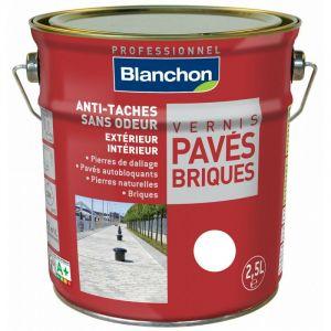 Vernis pavés-briques Mat 2,5L Blanchon