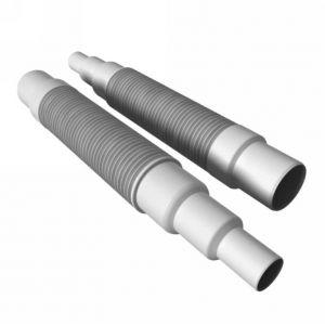 Raccord d'évacuation multicoude -FLEXIBLE DE VIDANGE DN50/50,40,32 - 250 mm - DIAM