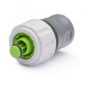 AROZ Raccord automatique plastique aquastop ø19mm