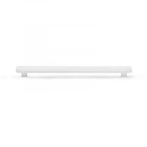 Tube LED 12W (110W) Type S14 Blanc neutre 4000°K Opale - VISION-EL