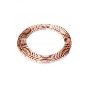 Rouleau de cuivre recuit O18 x 35m - SILMET