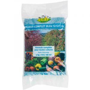 Engrais complet bleu pour culture 5kg - STAR JARDIN