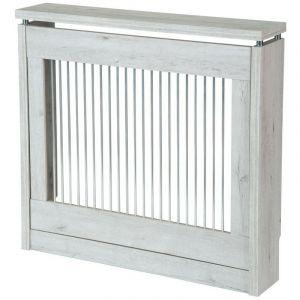 Cache-radiateur Cristian 3090 | Mozart blanc - TOPKIT