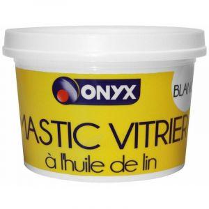 Mastic vitrier à l'huile de lin blanc 1kg - ARDEA
