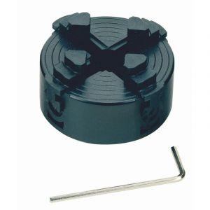 Proxxon : Mandrin 4 mors asymétriques 27024 pour micro tour a bois