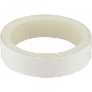 MELAFIX 23 mm x 5 m Chant m/élamin/é pr/é-encoll/é Nordlinger Blanc brillant