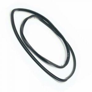 Joint Porte Four 355x310 Mm Noir C00078411 Pour CUISINIERE - INDESIT