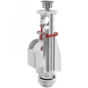 Mécanisme de chasse d'eau WC double poussoir - ALCAPLAST