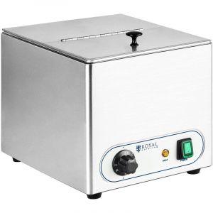 Royal Catering - Chauffe Saucisse 230 V Air Chaud Cuisson Inox Appareil Hot Dog 1000 W 30 - 90°C