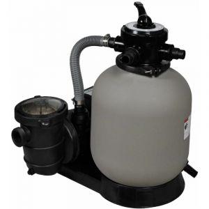 Pompe à filtre à sable 600 W 17000 l/h HDV31984 - Hommoo