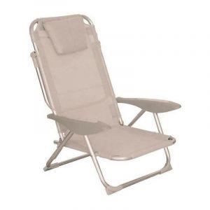 Clic clac des plages fauteuil - Gris - CLIC CLAC DES PLAGES BY INNOV'AXE