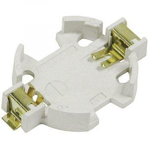 Support de pile bouton CR2032 MPD CR2032 Knopfzellenhalter