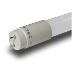 Tube de LED T8 22W 150 cm Thermoplastique 6000K° - V-TAC