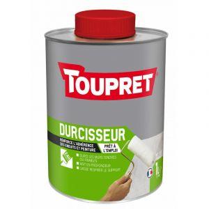 Durcisseur fixant et pénétrant pour supports tendres et friables Durcir Mur Toupret - Intérieur et extérieur - 5 litres - TOU'PRET