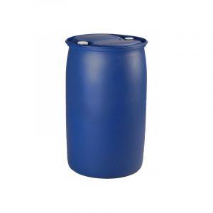 Fut / Bidon 220 litres bleu à bondes et poignée - SOTRALENTZ