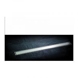 Kessel - Caniveau de douche réversible Linearis Compact, 115