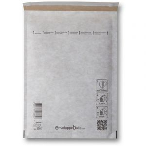 Lot de 400 Enveloppes à bulles EXTRA D/4 format 180x265 mm - ENVELOPPEBULLE