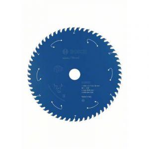 Bosch Lame de scie circulaire Expert for Wood, 254 x 2,1/1,6 x 30, 60 dents - 2608644526