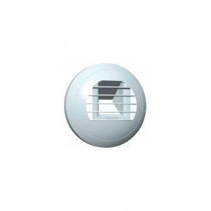 Bouche VMC Unelvent - Ozeo - BEHS 10/40 - Salle de bain - Hygroréglable - Détection d'humidité - Blanc - Blanc