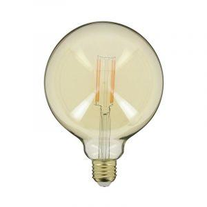Ampoule à filament LED Vintage, Globe, culot E27 conso 7W equi. 50W - XANLITE
