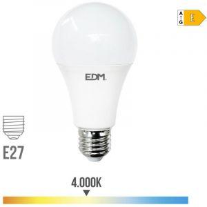 Ampoule led standard e27 24w 2700 lm 4000k lumière neutre - EDM