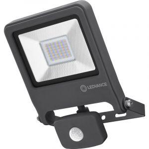 Projecteur LED extérieur avec détecteur de mouvements ENDURA® FLOOD Sensor Cool White L 4058075206762 LED int - Ledvance