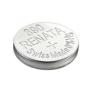 Pile bouton oxyde d'argent 390 1 pc(s) X92295 - RENATA