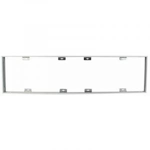 V-TAC Cadre blanc de surface pour le panneau Led 120x30CM V-TAC – SKU 8158