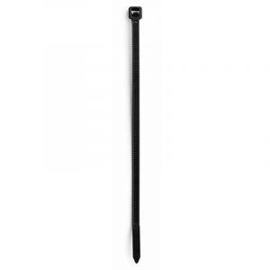 50 colliers de serrage en plastique noir 12,5 x 720 mm - BN12720 - Index - -