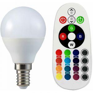 Ampoule LED EEC: A+ (A++ - E) V-TAC VT-2234 2775 E14 Puissance: 3.5 W RVBB 3.5 kWh/1000h
