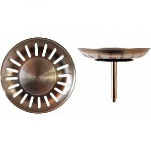 Panier de bonde manuelle Franke 84 mm de diamètre