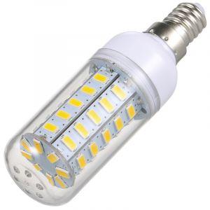 8W E14 Mais Ampoule, Ampoule Led, Blanc Chaud - ASUPERMALL